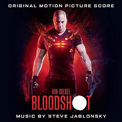 Bloodshot Soundtrack Steve Jablonsky