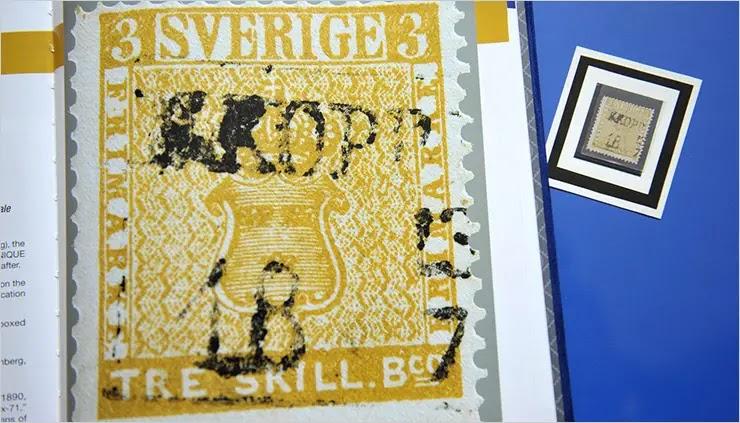 Одна из самых дорогих почтовых марок цены