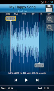 MP3 Cutter – Cut and remove the musics v3.11 Paid  APK