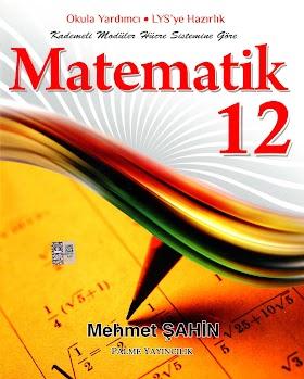Palme Yayınları 12. Sınıf Matematik Konu Anlatımı PDF