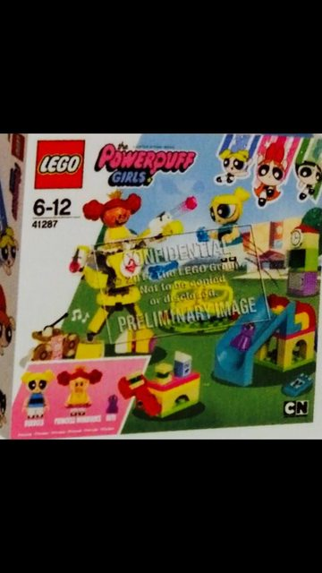 LEGO Powerpuff Girls: Mojo Jojo Strikes (41288)