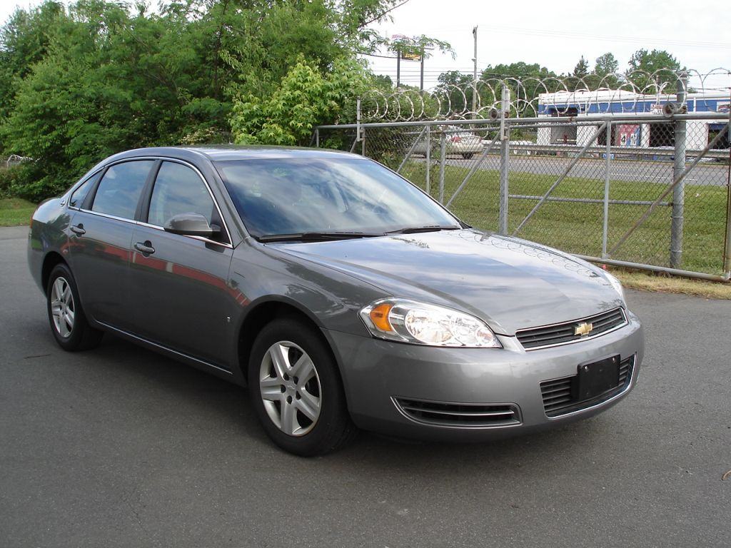 used car charlotte nc 2008 chevrolet impala. Black Bedroom Furniture Sets. Home Design Ideas