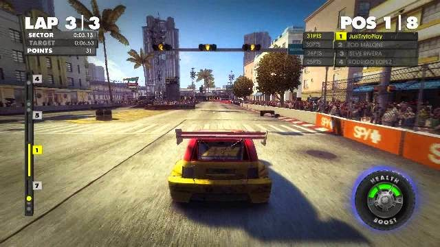 DiRT Showdown Free Download PC Games
