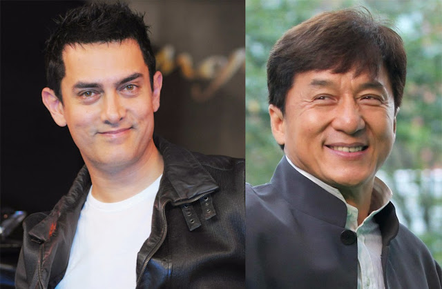 Jackie Chan To Launch PK In China