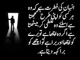 Urdu Lovely Quotes 20