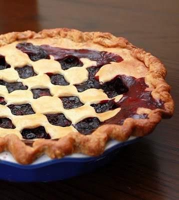 America S Test Kitchen Strawberry Blueberry Pie