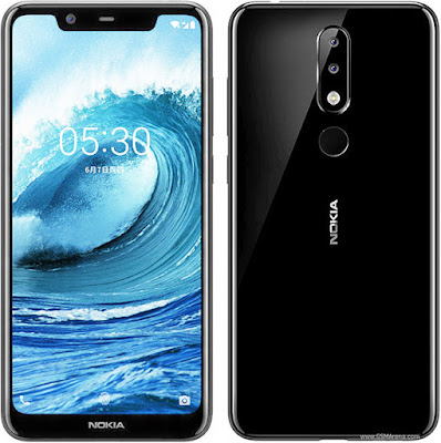 Nokia 5.1 Plus Dual Camera Android Phone