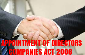 Appointment-Directors-under-Companies-Act-2006