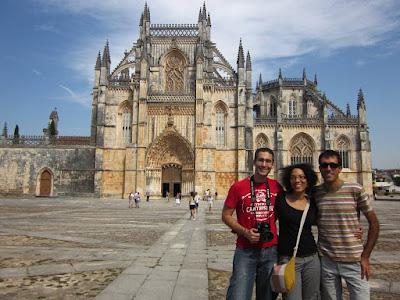 Mosteiro de Batalha in Portugal