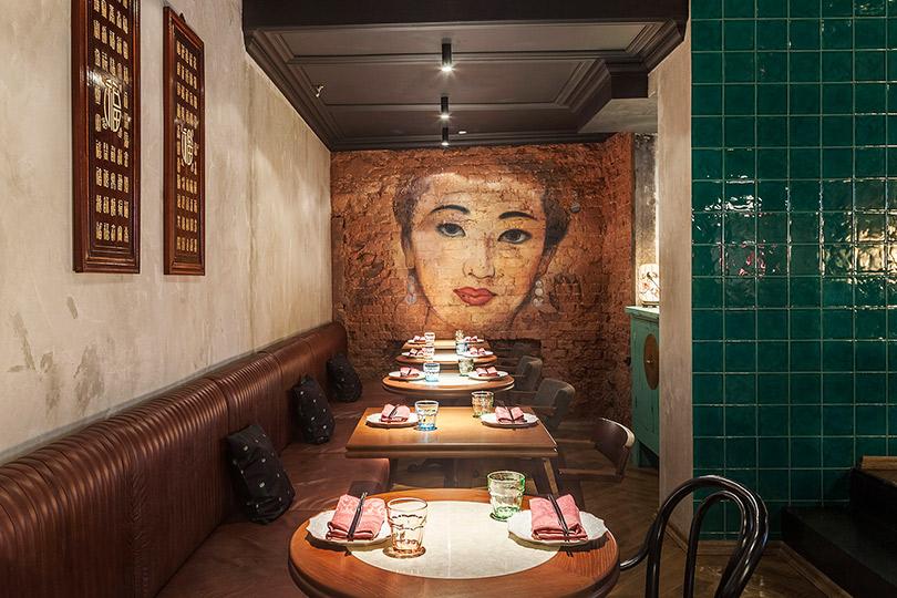 Новый ресторан: «Джимми Ли» на проспекте Мира