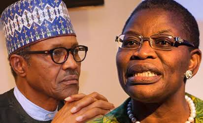 President Buhari is just incompetent - Oby ezekwesili