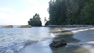 West Coast Trail's Thrasher Cover Beach