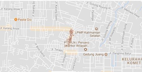 Keluhan warga soal kemacetan di Jl Barjad dan Taruna Praja, Kelurahan Loktabat Utara, Kota Banjarbaru mulai direspon.  Pemerintah Kota Banjarbaru bakal mengurai kemacetan di kawasan tersebut dengan membuat akses jalan baru alternatif.