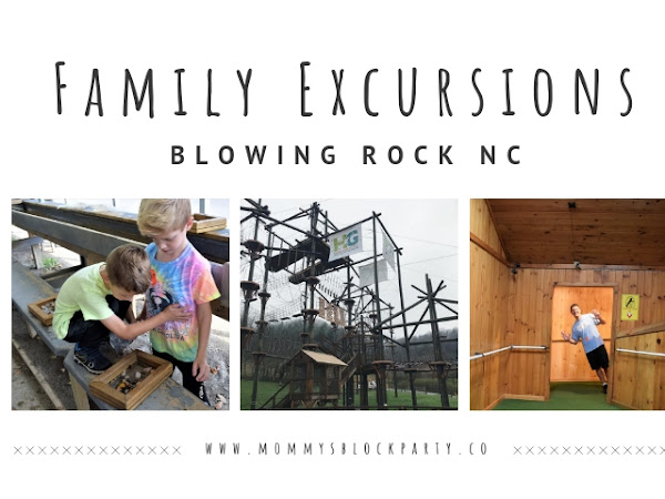 Fun Excursions Your Whole Family Will Enjoy In The Beautiful Mountains of NC #BlowingRock #Boone