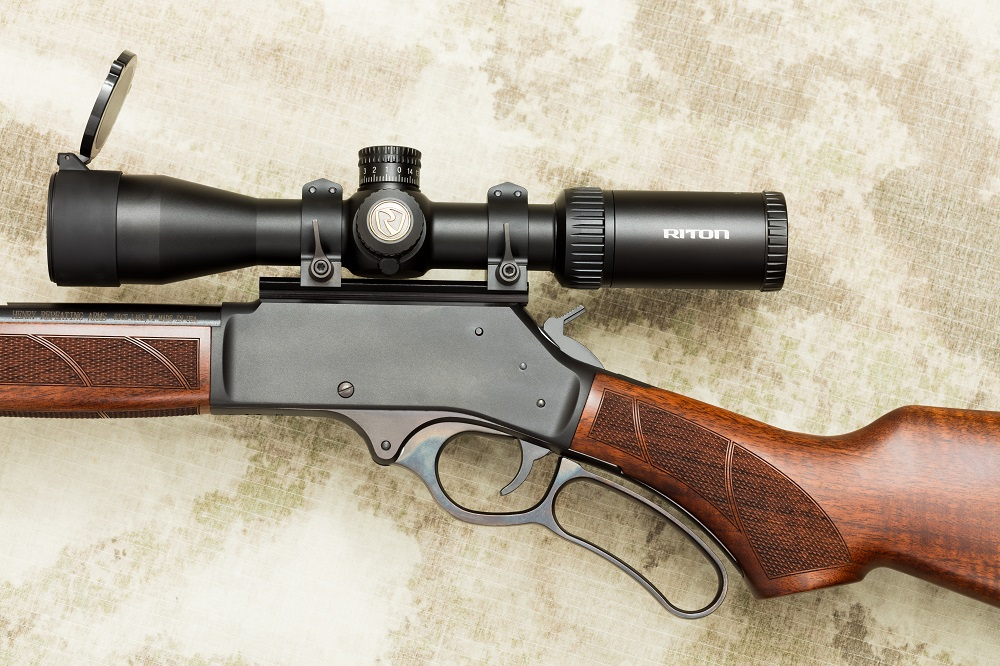 Image result for HENRY BIG BOY ALL-WEATHER: THE RENAISSANCE RIFLE