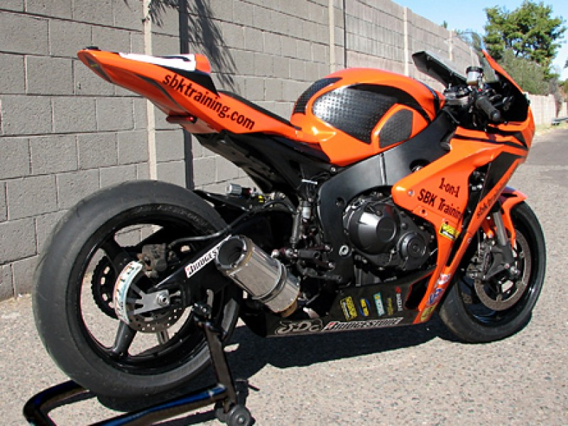 Memodifikasi Honda CBR1000RR ~ Otomotif