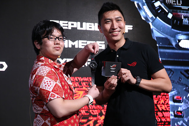 launching asus rog terbaru