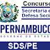 SDS-PE confirma edital de concurso com 2.400 vagas