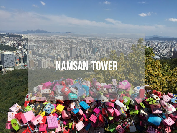 [Seoul,Korea] Namsan Tower,Seoul  (Day 6)