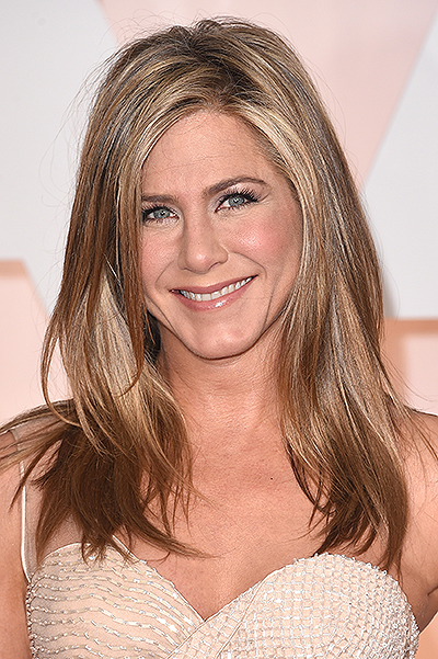 5th place. Jennifer Aniston - 16.5 million dollars