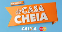 Promoção de casa cheia Caixa www.decasacheiacaixa.com.br