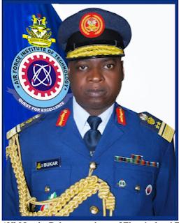 AFIT New 23rd Commandant