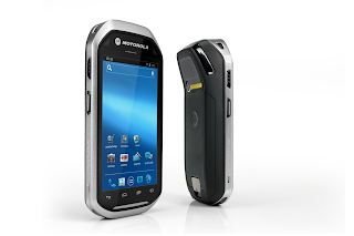 Zebra MC55AO Handheld Mobile Computer
