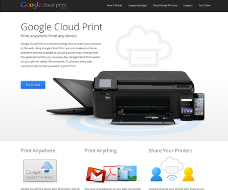 How To Connect A Chromebook To A Printer