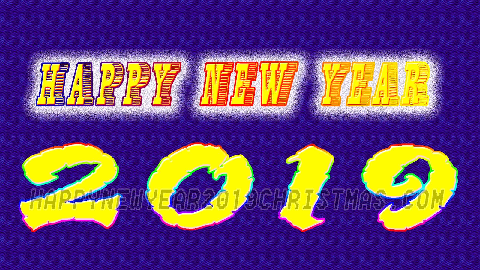 2019 New Year Advance Greetings Happy New Year 2019 Images