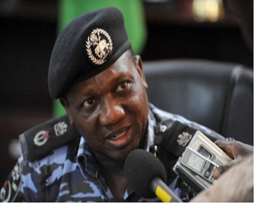 Idris Ibrahim IGP Police