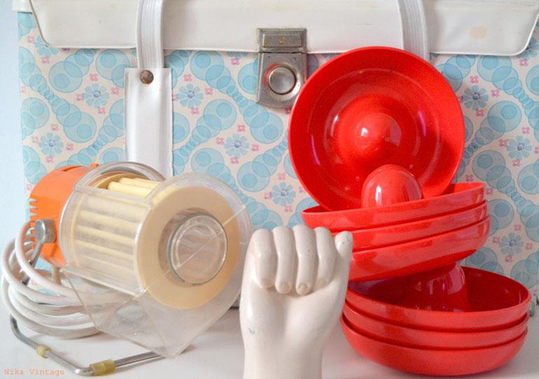 vintage, camping, termo, nevera, objetos vintage, decoracion, estilo de vida, ventilador, juegos de aperitivo