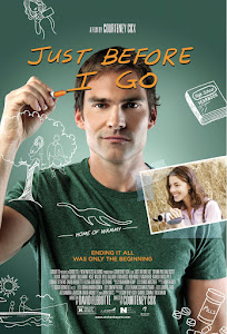 Just Before I Go Poster