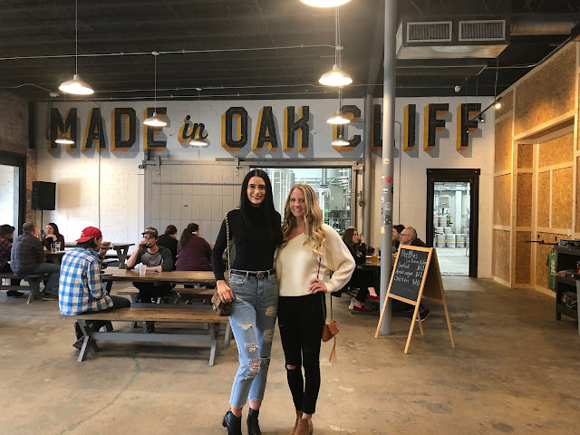Oak Cliff Brewery
