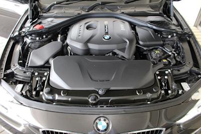 Foto Mesin 320i LCI dan 330i BMW F30