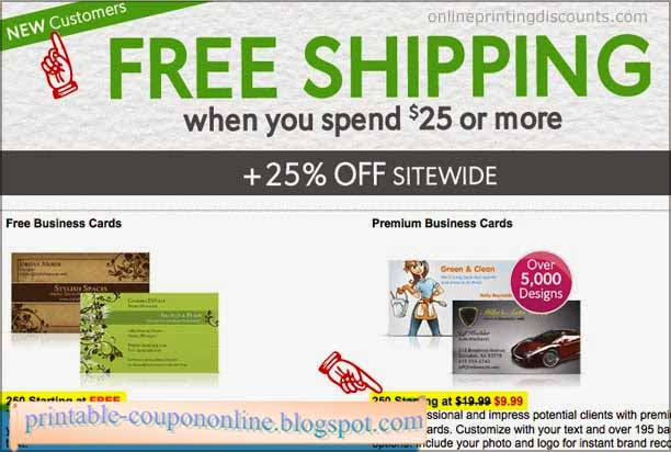 Vistaprint discount coupons