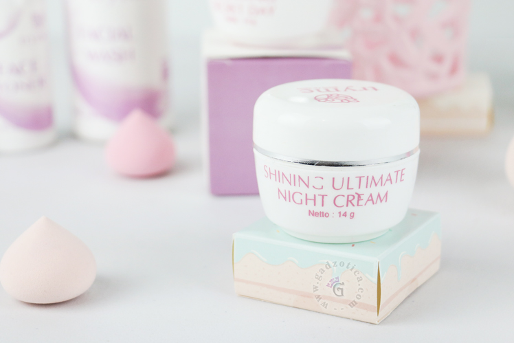 Tryme Shining Ultimate Night Cream