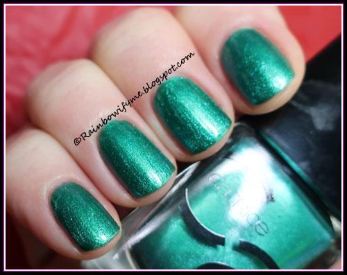 Catrice ~ Easy Peasy Green Squeezy