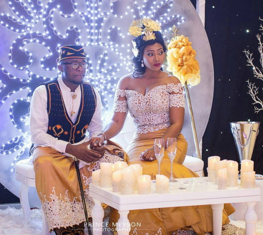 lilian esoro wedding pictures