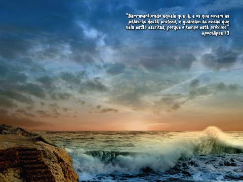 O TEMPO ESTÁ PRÓXIMO - Apocalipse 1:3
