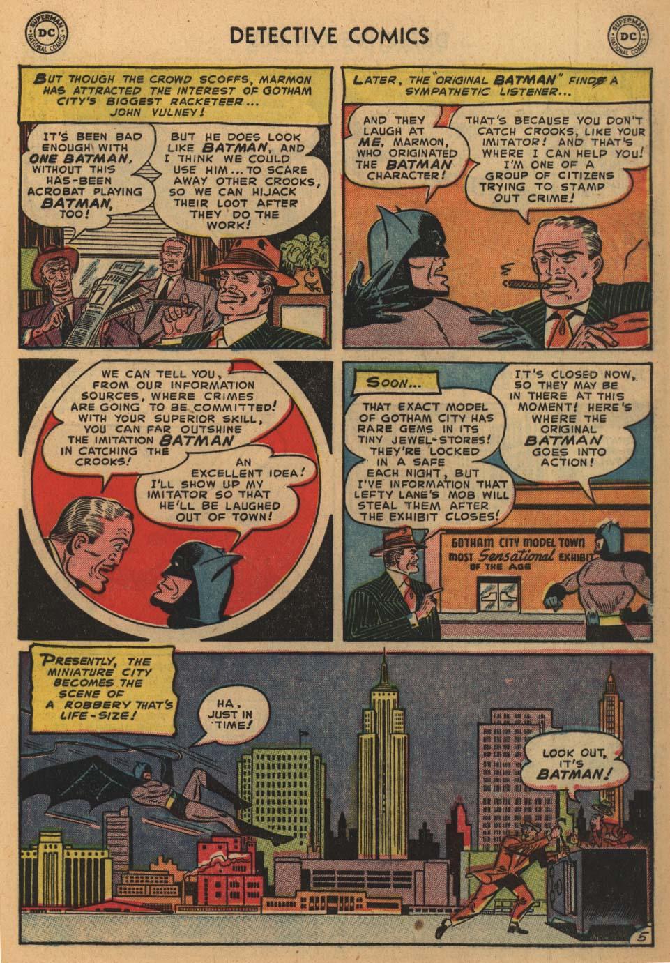 Detective Comics (1937) 195 Page 6
