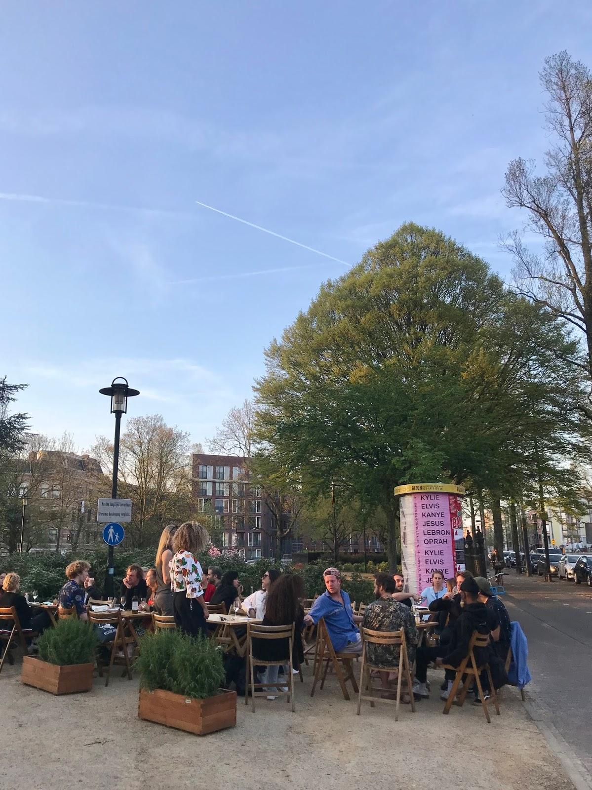 Cafe Binnenvisser | Amsterdam