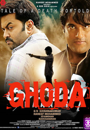 Ghoda 2017 Hindi Dubbed 480p HDRip 300MB