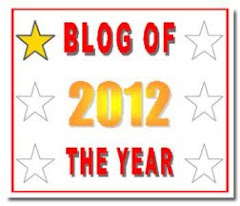 2012 Blog of the Year!