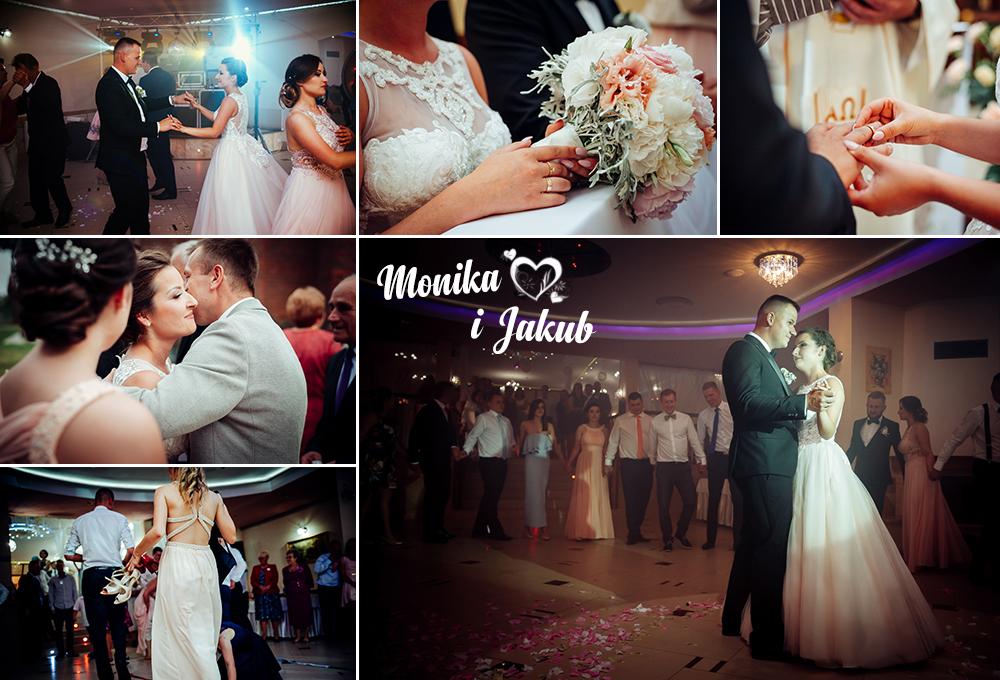 Ślub i wesele Moniki i Jakuba | Fotografia ślubna Lublin, Niemce, Lubartów
