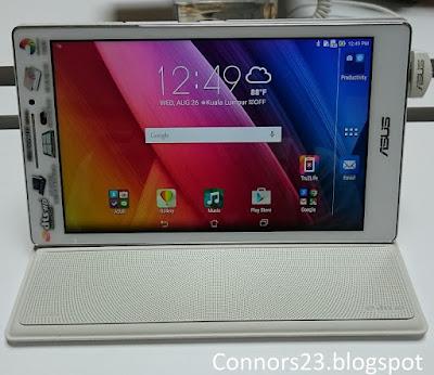 ZenPad 7 with Audio Case