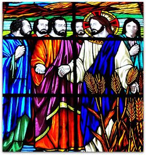 Jesus e os Discípulos - Igreja Matriz, Encantado (RS)