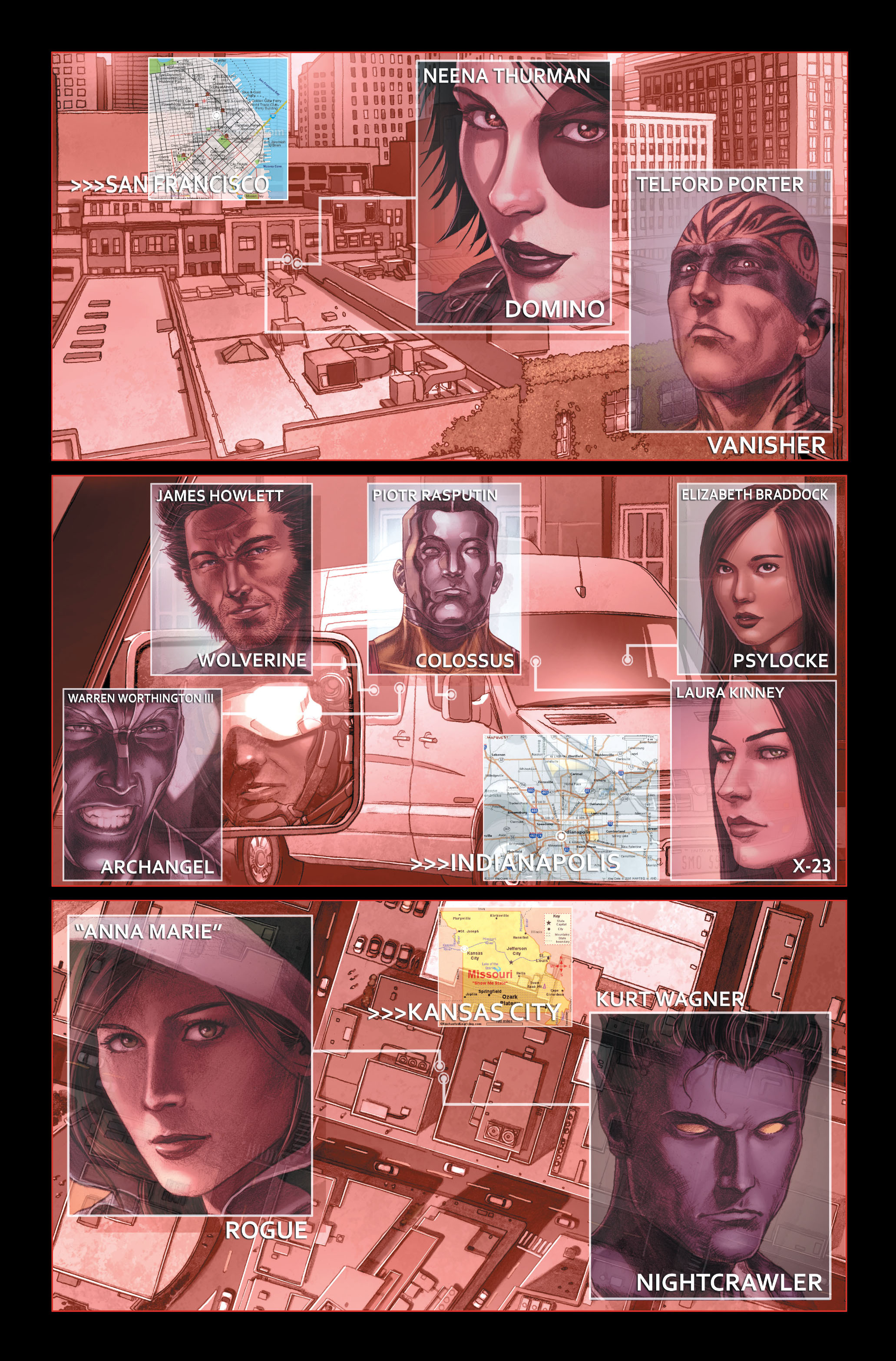 Read online X-Force (2008) comic -  Issue #26 - 4