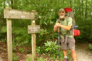 Backpacking With Tipi Walter: 1987: Excerpts From The Tipi