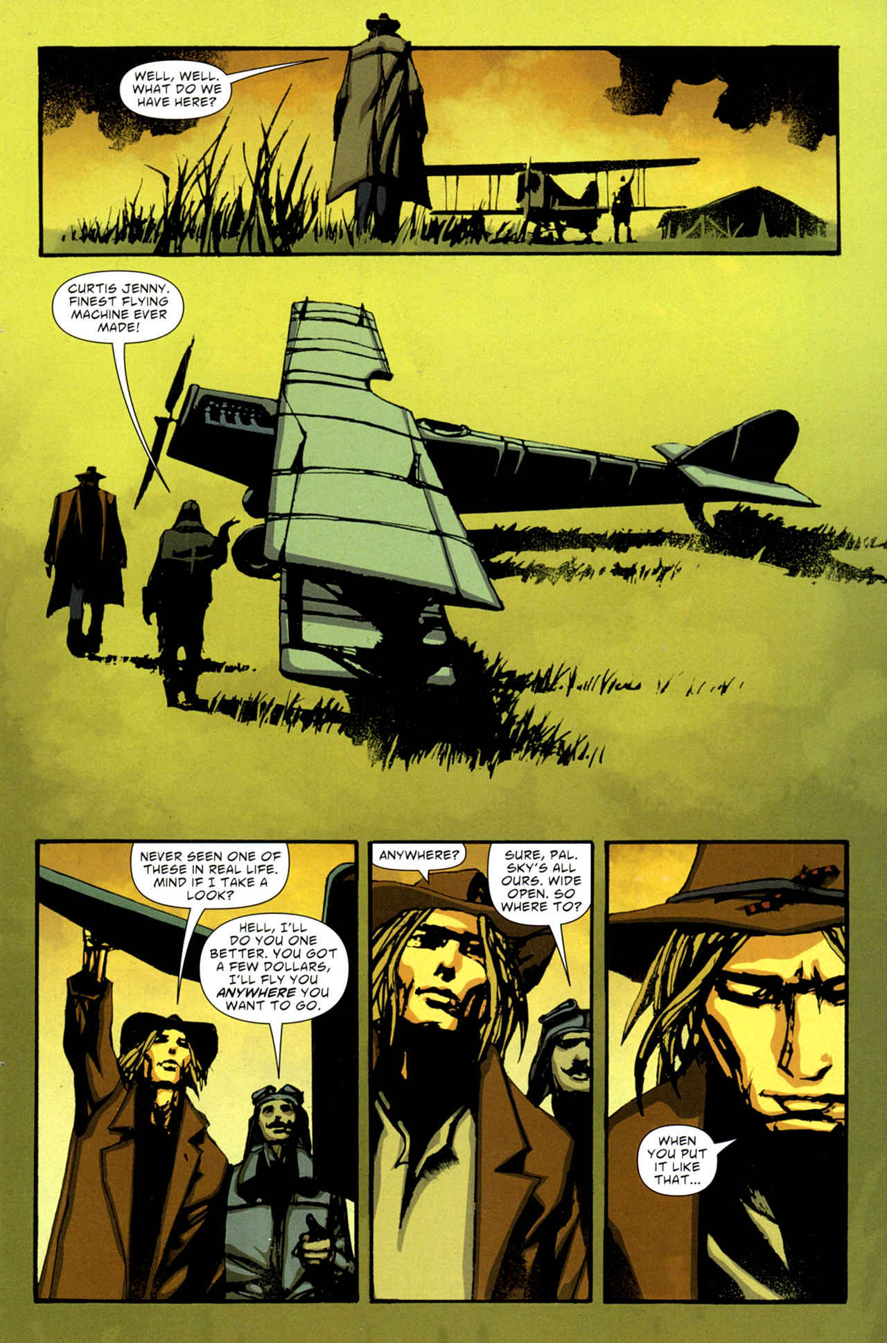American Vampire issue 12 - Page 23