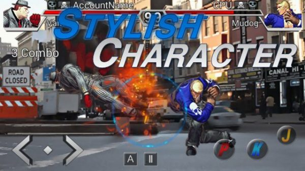 Infinite Fighter-Fighting Game v1.0 Apk